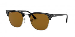 Ray-Ban RB 3016 CLUBMASTER W3387  BLACK brown