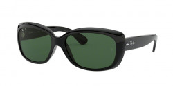 Ray-Ban RB 4101 JACKIE OHH 601/58  BLACK green polarized