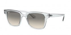 Ray-Ban RB 4323  644732  TRANSPARENT clear gradient grey
