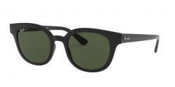 Ray-Ban RB 4324  601/31  BLACK green