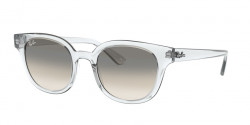 Ray-Ban RB 4324  644732  TRANSPARENTE  clear gradient grey