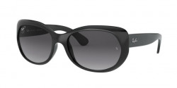 Ray-Ban RB 4325  601/T3  BLACK grey gradient grey polar