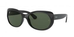 Ray-Ban RB 4325  601/71  BLACK green