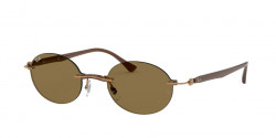 Ray-Ban RB 8060  155/73  LIGHT BROWN  dark brown