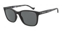 Emporio Armani EA 4139   501781  MATTE BLACK  polar grey