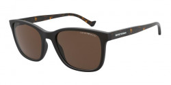 Emporio Armani EA 4139   501773  MATTE BLACK brown