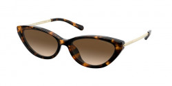 Michael Kors MK 2109 U PERRY 333313  DARK TORT smoke gradient