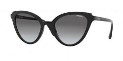 Vogue VO 5294 S  W44/11  BLACK grey gradient