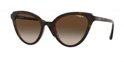 Vogue VO 5294 S  W65613  HAVANA  brown gradient