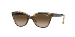 Vogue Eyewear Kids VJ W65613  DARK HAVANA brown gradient