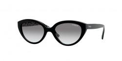 Vogue Eyewear Kids VJ 2002  W44/11  BLACK grey gradient