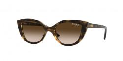 Vogue Eyewear Kids VJ 2003  W65613  DARK HAVANA brown gradient