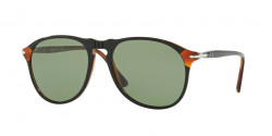Persol PO 6649 SM  1096P1  BLACK polar green
