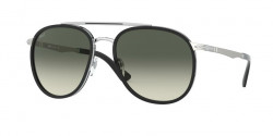 Persol PO 2466 S  518/71  SILVER/BLACK grey gradient dark grey