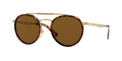 Persol PO 2467 S  107657  GOLD/BROWN polar brown