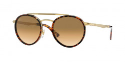 Persol PO 2467 S  107651  GOLD/HAVANA gradient brown
