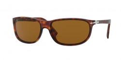 Persol PO 3222 S  24/57  HAVANA brown polarized