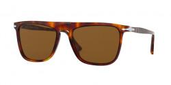Persol PO 3225 S  24/57  HAVANA brown polarized