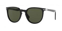 Persol PO 3226 S  95/31  BLACK green