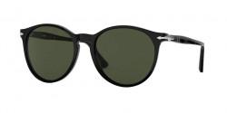 Persol PO 3228 S  95/31  BLACK green
