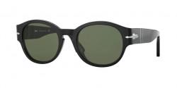 Persol PO 3230 S  95/31  BLACK green