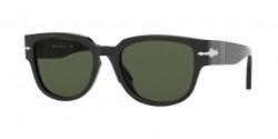 Persol PO 3231 S  95/31  BLACK green