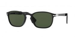 Persol PO 3234 S  95/31  BLACK green