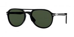 Persol PO 3235 S  95/31  BLACK green