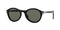 Persol PO 3237 S  95/58  BLACK polar green