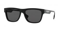Burberry B 4293  300187  BLACK grey