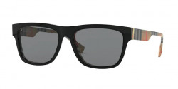 Burberry B 4293  380687  TOP BLACK ON VINTAGE CHECK grey