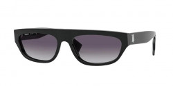 Burberry B 4301  30018G  BLACK grey gradient