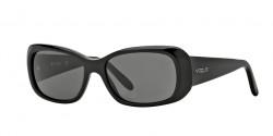 Vogue VO 2606 S W44/87  BLACK gray