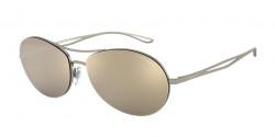 Giorgio Armani AR 6099  32895A  MATTE BRONZE  light brown mirror gold