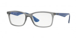 Ray-Ban RB 7047 5769  TRASPARENT GREY