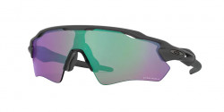 Oakley OO 9208 RADAR EV PATH  9208A1  STEEL prizm road jade