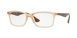 Ray-Ban RB 7047 5770  TRASPARENT BEIGE