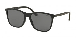 Polo Ralph Lauren PH 4143   528487  MATTE BLACK  light grey