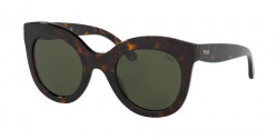 Polo Ralph Lauren PH 4148  500371  DARK HAVANA bottle green
