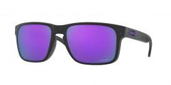 Oakley OO 9102 HOLBROOK  9102K6  MATTE BLACK  prizm violet