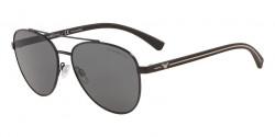 Emporio Armani EA 2079   300181  MATTE BLACK polar grey