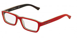 Dolce&Gabbana DG 3230  2951  RED/FLUO YELLOW/MT CAMO