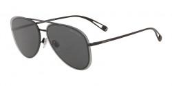 Giorgio Armani AR 6084  300187  MATTE BLACK grey