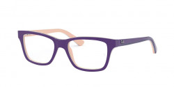 Ray-Ban Junior RY 1536 3818  TOP VIOLET ON PINK/BLUE