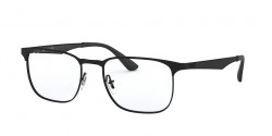 Ray-Ban RB 6363 2904  BLACK/MATTE BLACK