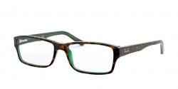 Ray-Ban RB 5169  5974  TOP BROWN OH HAVANA GREEN TRAS