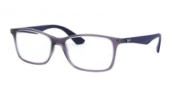 Ray-Ban RB 7047  5995  TRANSPARENT VIOLET