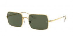 Ray-Ban RB 1969 RECTANGLE 919631  LEGEND GOLD green