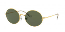 Ray-Ban RB 1970 OVAL 919631  LEGEND GOLD green