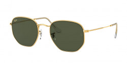 Ray-Ban RB 3548  919631  GOLD LEGEND green